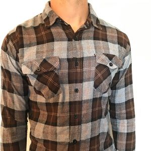 Other - Men's flannel button down